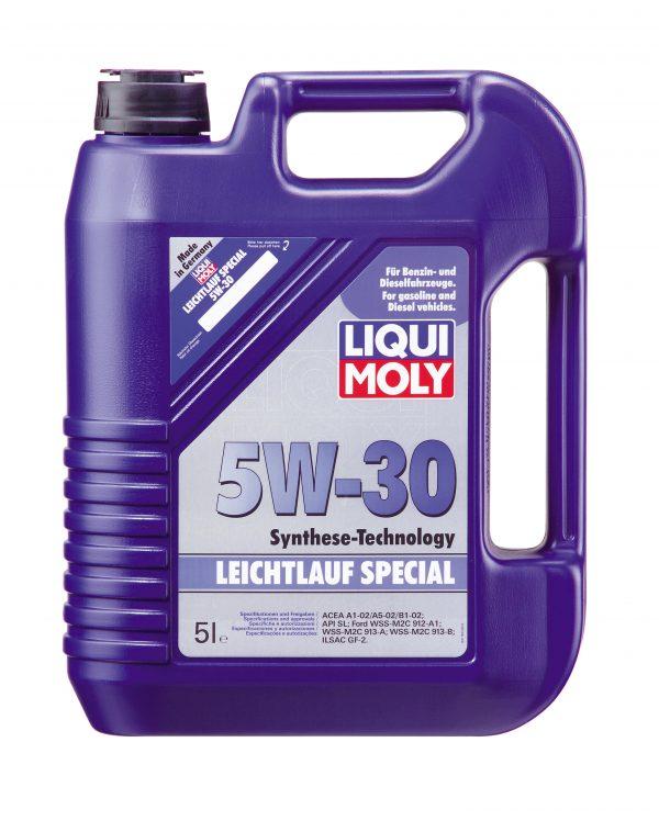 Olej silnikowy LIQUI MOLY