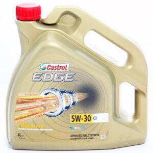 Olej CASTROL Edge C3 5W30 4 litry