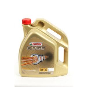 Olej CASTROL Edge LL 5W30 5 litrów