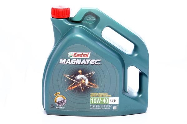 Olej CASTROL Magnatec A3 B4 10W40 4 litry