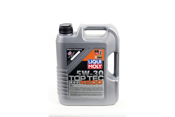 Olej LIQUI MOLY Top Tec 4200 5W30 5 litrów