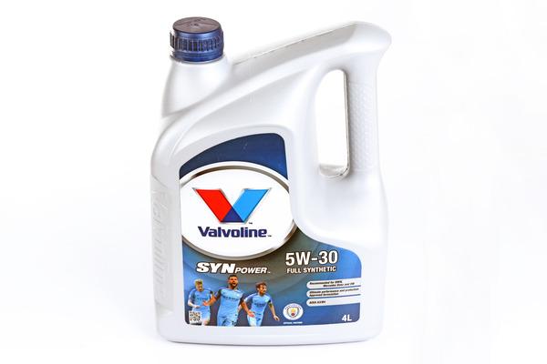 Olej VALVOLINE SynPower 5W30 4 litry