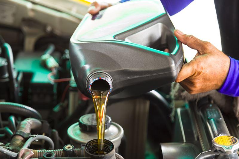 Jaki olej do diesla